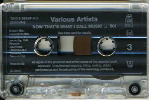Now That's What I Call Music! 50 [UK Series] (2-Tape) - Bild 4