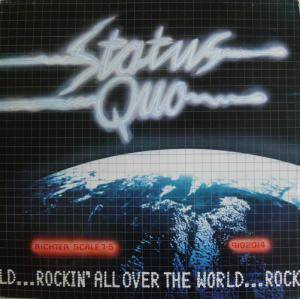 Status Quo: Rockin' All Over The World (LP) - Bild 1