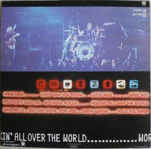 Status Quo: Rockin' All Over The World (LP) - Bild 3