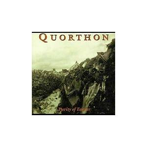 Quorthon: Purity Of Essence - Cover