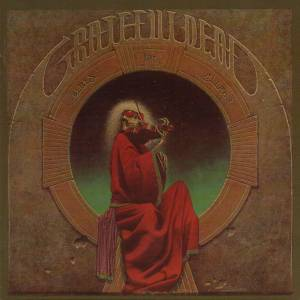 Cover - Grateful Dead: Blues For Allah