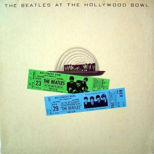 The Beatles: At The Hollywood Bowl - Cover