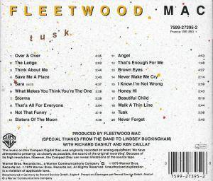 Fleetwood Mac: Tusk (CD) - Bild 2