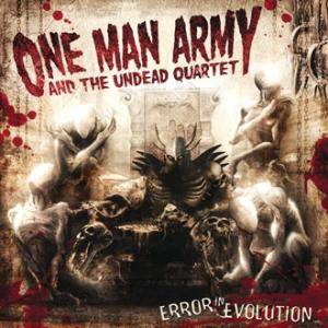 One Man Army And The Undead Quartet: Error In Evolution (CD) - Bild 1