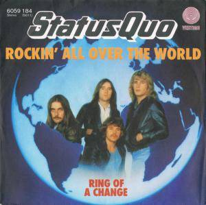 "Status Quo: Rockin' All Over The World (7"") - Bild 1"