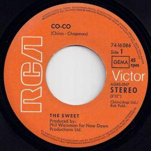 "The Sweet: Co-Co (7"") - Bild 3"