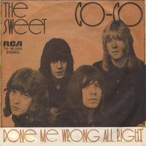 "The Sweet: Co-Co (7"") - Bild 1"