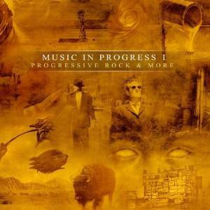 Music In Progress 1 - Progressive Rock & More - Cover