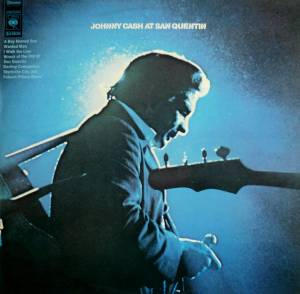 Johnny Cash: At San Quentin (LP) - Bild 1