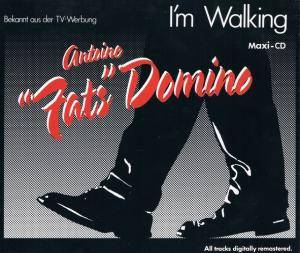 Fats Domino: I'm Walking - Cover