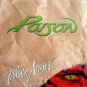 Poison: Fallen Angel - Cover