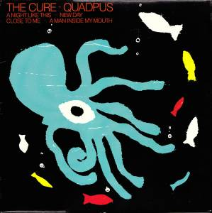 The Cure: Quadpus - Cover