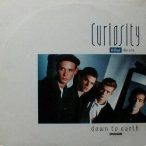 Cover - Curiosity Killed The Cat: Down To Earth