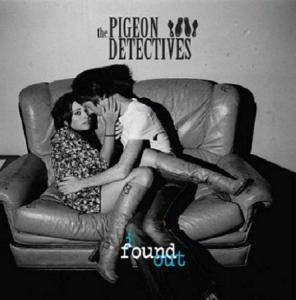 Cover - Pigeon Detectives, The: I Found Out