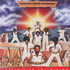 Earth, Wind & Fire: Definitive Collection - Cover