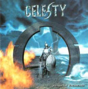 Celesty: Reign Of Elements - Cover
