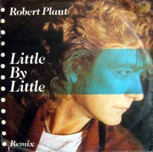 Robert Plant: Little By Little - Cover