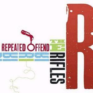 The Rifles: Repeated Offender - Cover