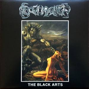 Cover - Necromantia: Black Arts / The Everlasting Sins, The
