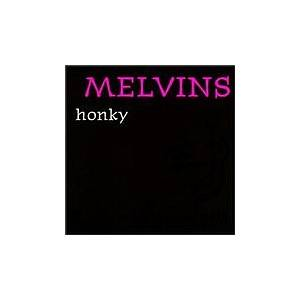 Cover - Melvins: Honky