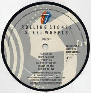The Rolling Stones: Steel Wheels (LP) - Bild 4