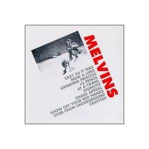 Cover - Melvins: 10 Songs