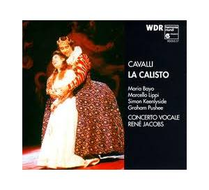 Cover - Francesco Cavalli: Calisto, La