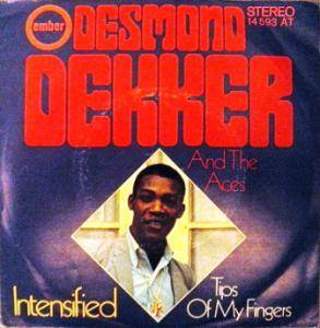 Cover - Desmond Dekker And The Aces: Intensified