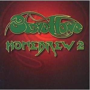 Cover - Steve Howe: Homebrew 2