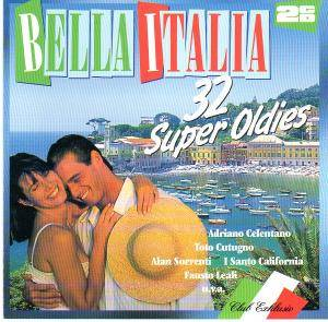 Cover - Juli & Julie: Bella Italia - 32 Super Oldies