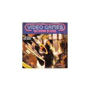 Cover - Ronnie Jones: Video Games