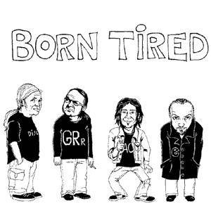 Cover - Disgrace: Born Tired