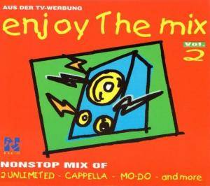 Enjoy The Mix Vol. 2 - Cover