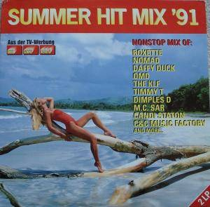 Cover - Doug Lazy: Summer Hit Mix '91