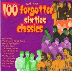 Cover - Dusty Springfield: 100 Forgotten Sixties Classics