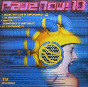 Cover - Planet Fuse: Rave Now! 10