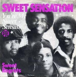 Cover - Sweet Sensation: You're My Sweet Sensation
