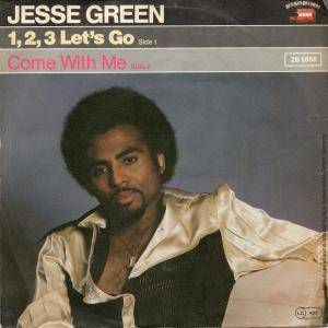 Cover - Jesse Green: 1, 2, 3 Let's Go