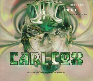 Cover - Quench: Carl Cox ‎– F.A.C.T.