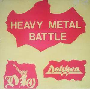 Cover - Dokken: Heavy Metal Battle