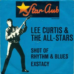 Cover - Lee Curtis & The All Stars: Exstacy