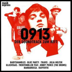 Musikexpress 200 - 0913 » Der Soundtrack Zum Heft - Cover