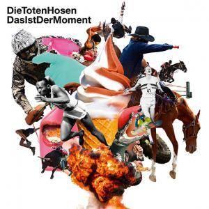 Die Toten Hosen: Das Ist Der Moment (Single-CD) - Bild 1