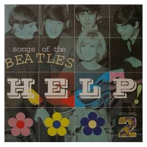 Cover - Frugal Sound: Help! Songs Of The Beatles - Volume II
