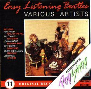 Cover - Jerry Vale: Easy Listening Beatles