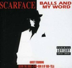 Cover - Scarface: Balls And My Word