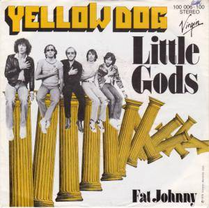 Cover - Yellow Dog: Little Gods