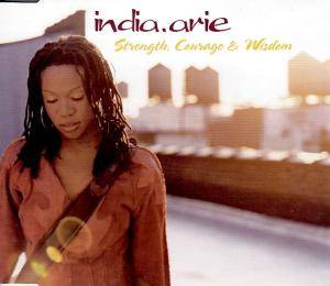 India.Arie: Strength, Courage & Wisdom - Cover