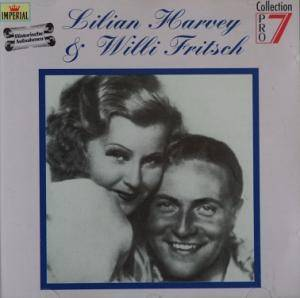 Lilian Harvey & Willy Fritsch: Lilian Harvey & Willi Fritsch - Cover
