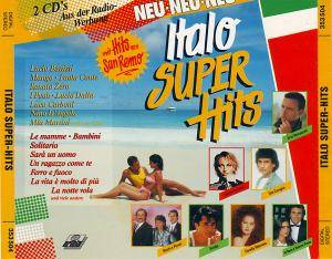 Cover - Mia Martini: Italo Super Hits